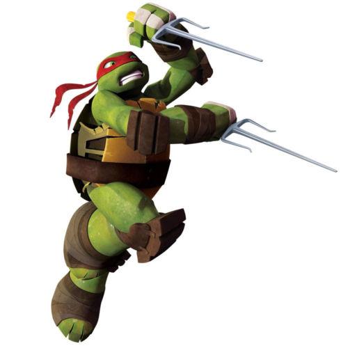 new-tmnt-raphael-large-wall-accent-set-sai-teenage-mutant-ninja-turtles-decals-a09bd71d3a779facf4d949956d4c1b57